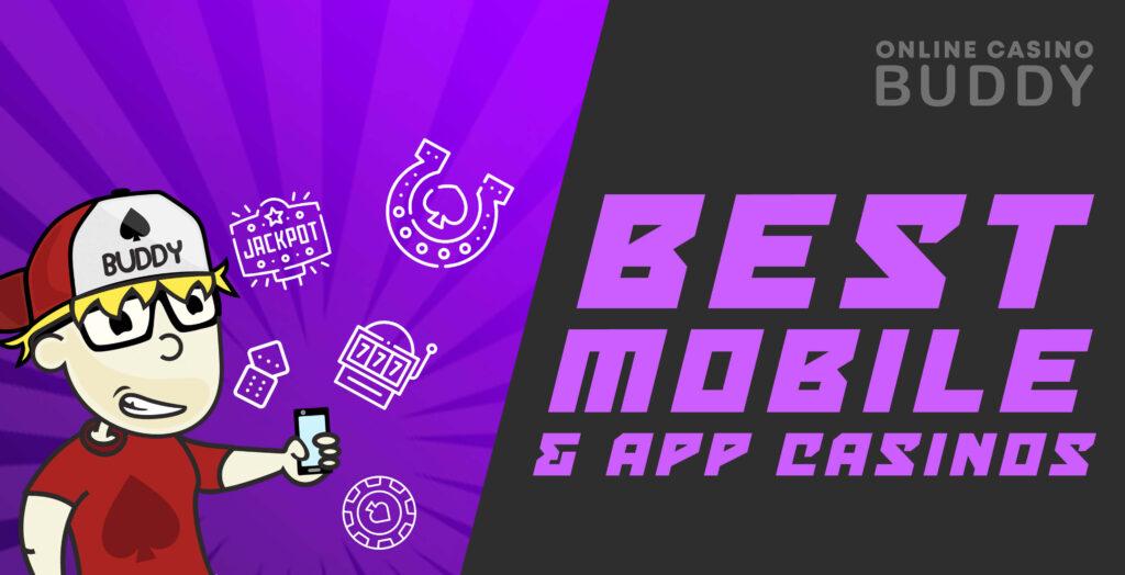 Best mobile & app casinos in Canada