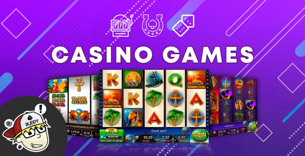 Casino games in Canada