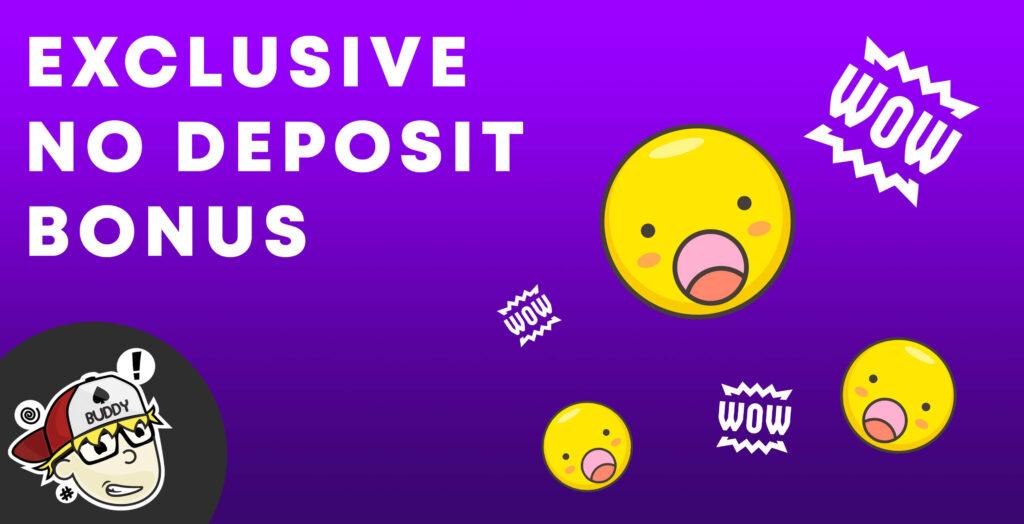 Exclusive No Deposit Casino Bonus