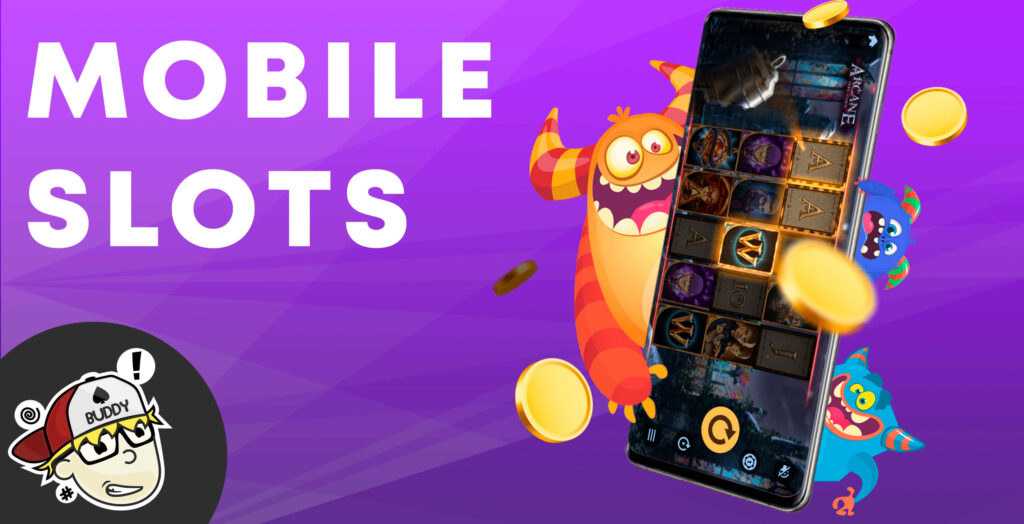 Best Mobile Slots in Canada