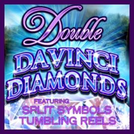 Double Da Vinci Diamonds Slot Review