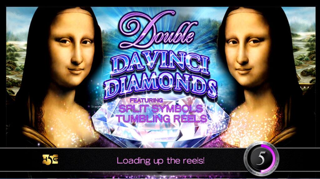 Double Da Vinci Diamonds Features