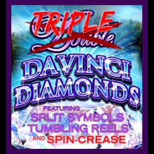 Triple Double Da Vinci Diamonds Slot Review