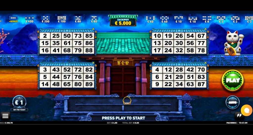 Where To Play Pachinko Online?